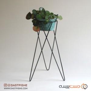 پایه فلزی گلدان مدل توسکا