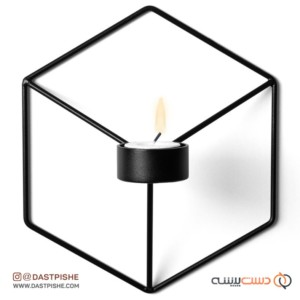 جاشمعی فلزی شش ضلعی