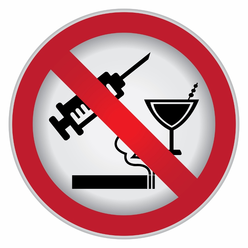 چیز های مضر ممنوع